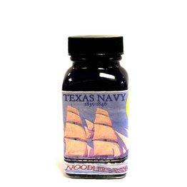 Noodler's Dromgoole's Exclusive Noodler's Texas Navy -