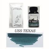 Noodler's Dromgoole's Exclusive Noodler's USS Texas - 3oz Bottled Ink