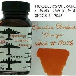Noodler's Noodler's Operation Overlord Orange -