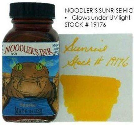 Noodler's Noodler's Sunrise - 3oz Bottled Ink