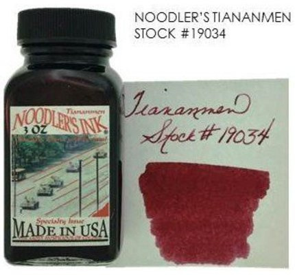 Noodler's Noodler's Tiananmen -