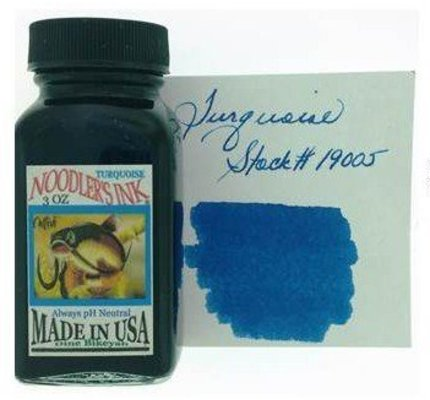 Noodler's Noodler's Turquoise - 3oz Bottled Ink