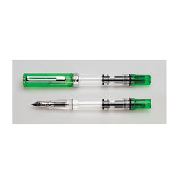 Twsbi Twsbi Special Edition Eco Transparent Fountain Pen Transparent Green