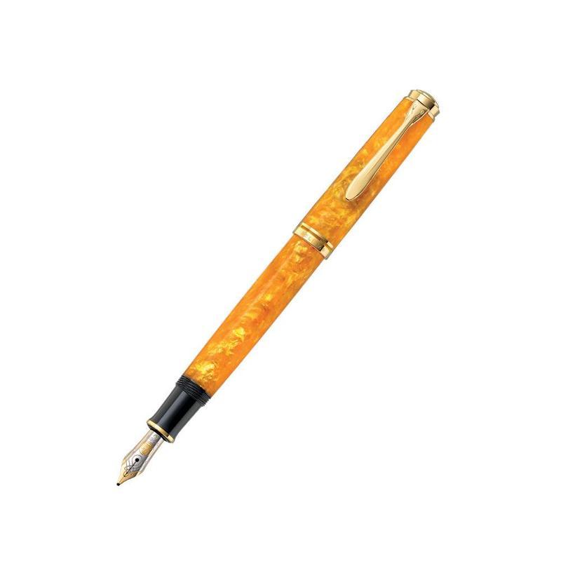 Pelikan Pelikan Special Edition Souveran M600 Vibrant Orange Fountain Pen