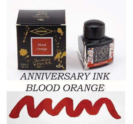 Diamine Diamine Anniversary Blood Orange -