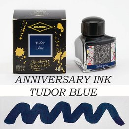 Diamine Diamine Anniversary Tudor Blue -
