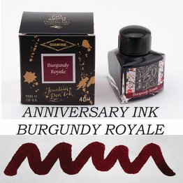Diamine Diamine Anniversary Burgundy Royale -