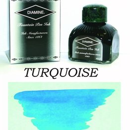 Diamine Diamine Turquoise - 80ml Bottled Ink