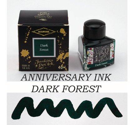 Diamine Diamine Anniversary Dark Forest - 40ml Bottled Ink