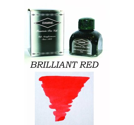 Diamine Diamine Brilliant Red -