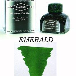 Diamine Diamine Emerald - 80ml Bottled Ink