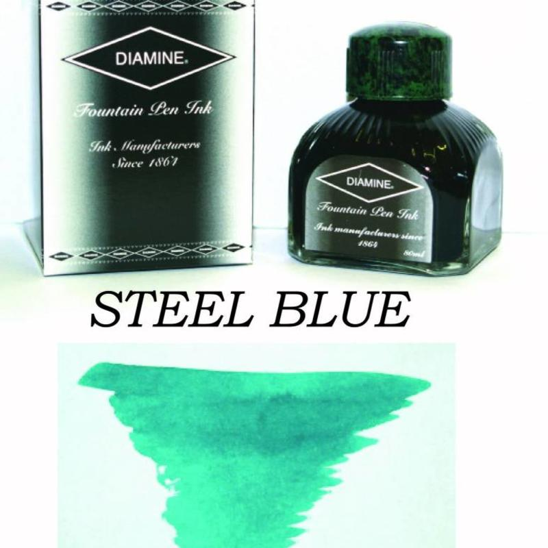 Diamine Diamine Steel Blue -