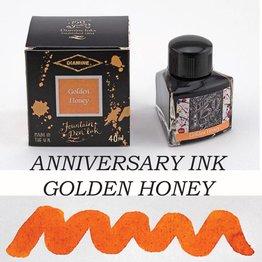 Diamine Diamine Anniversary Golden Honey - 40ml Bottled Ink