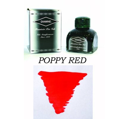 Diamine Diamine Poppy Red -