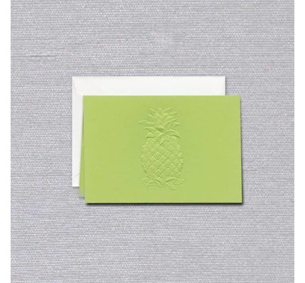 William Arthur Green Pineapple Note