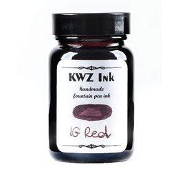 KWZ Ink Kwz Iron Gall Red -