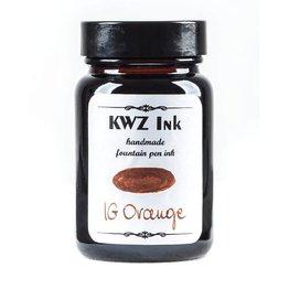 KWZ Ink Kwz Iron Gall Orange -
