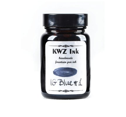 KWZ Ink Kwz Iron Gall Blue #1 -