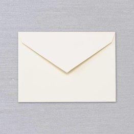 Crane Crane Ecru Kent Envelope