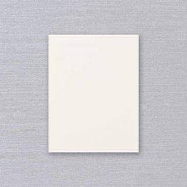 Crane Crane Ecru Plain Half Sheet
