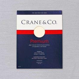 Crane Crane Ecru Resume Sheet