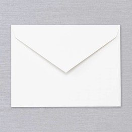 Crane Crane Pearl White Embassy Envelope