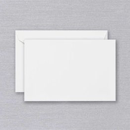 Crane Crane Pearl White Card Set