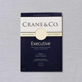 Crane Crane Ecru Executive Paper