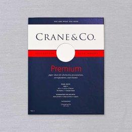Crane Crane Pearl White Resume Sheet