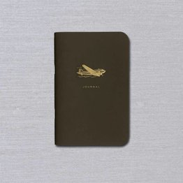 Crane Crane Espresso Notebook Small