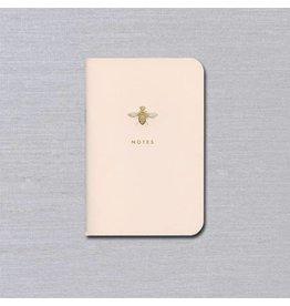 Crane Crane Pink Notebook Queen Bee Small