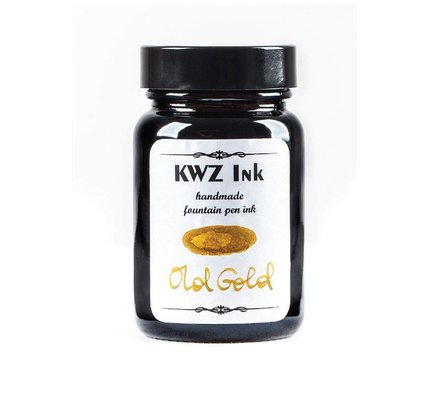 KWZ Ink Kwz Standard Old Gold - 60ml Bottled Ink