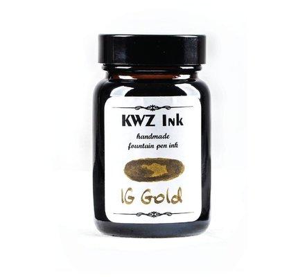 Kwz Ink Kwz Iron Gall Gold -