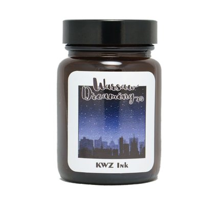 KWZ Ink Kwz Standard Warsaw Dreaming - 60ml Bottled Ink