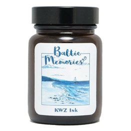 KWZ Ink Kwz Standard Baltic Memories - 60ml Bottled Ink