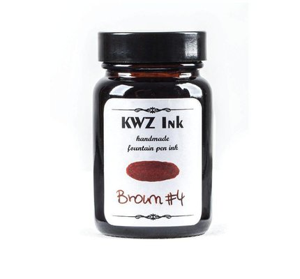 Kwz Ink Kwz Standard Brown #4 -