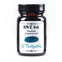 Kwz Ink Kwz Iron Gall Turquoise -
