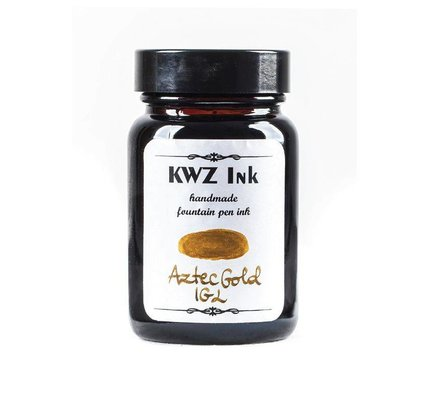 Kwz Ink Kwz Iron Gall Aztec Gold -