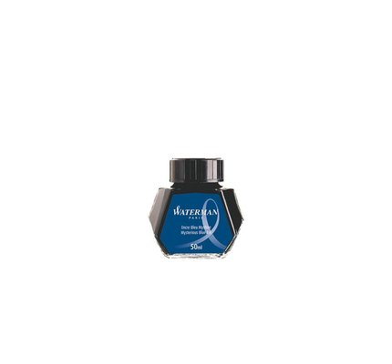 Waterman Waterman Mysterious Blue - 50ml Bottled Ink