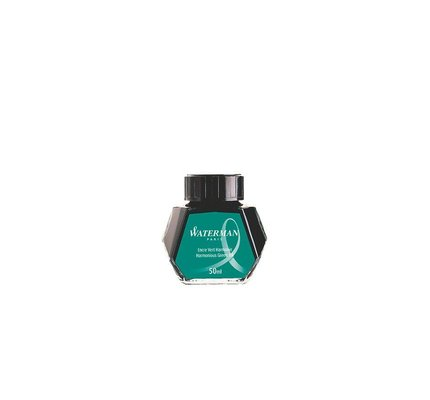 Waterman Waterman Harmonious Green - 50ml Bottled Ink