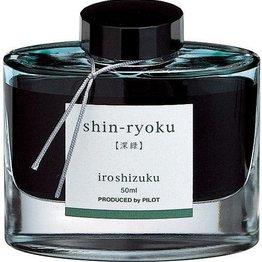 Pilot Pilot Iroshizuku Shin-Ryoku Forest Green -