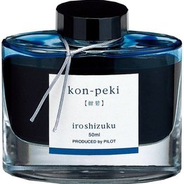 Pilot Pilot Iroshizuku Kon-Peki Cerulean Blue -