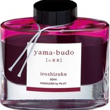 Pilot Pilot Iroshizuku Yama-Budo Crimson Glory Vine - 50ml Bottled Ink