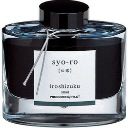Pilot Pilot Iroshizuku Syo-Ro Dew On Pine Tree - 50ml Bottled Ink