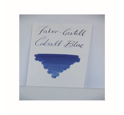 Faber-Castell Graf Von Faber-Castell Cobalt Blue - 75ml Bottled Ink