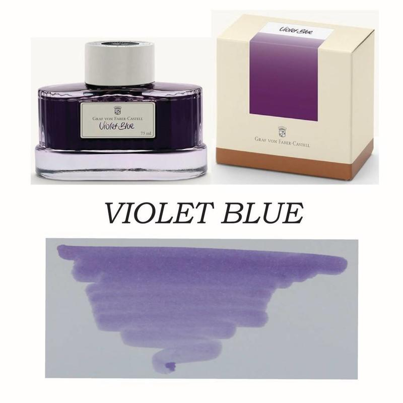 Faber-Castell Graf Von Faber Castell Violet Blue -