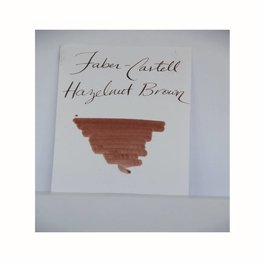 Faber-Castell Graf Von Faber-Castell Hazelnut Brown - 75ml Bottled Ink