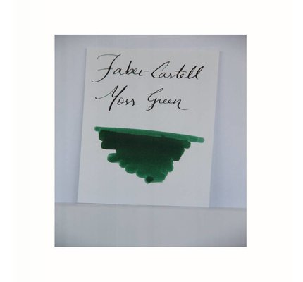 Faber-Castell Graf Von Faber-Castell Moss Green - 75ml Bottled Ink