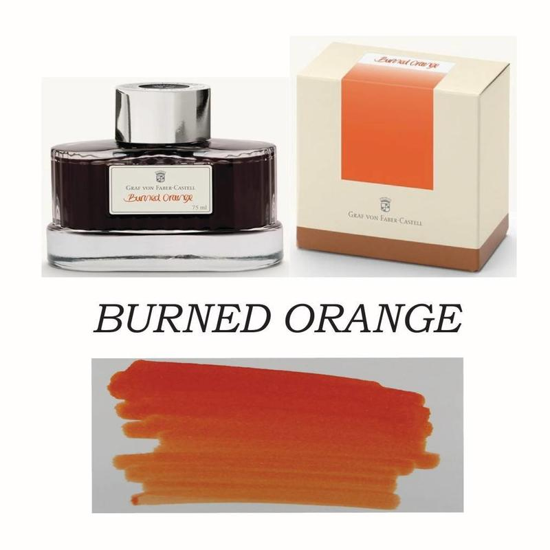 Faber-Castell Graf Von Faber-Castell Burned Orange -