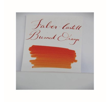 Faber-Castell Graf Von Faber-Castell Burned Orange - 75ml Bottled Ink